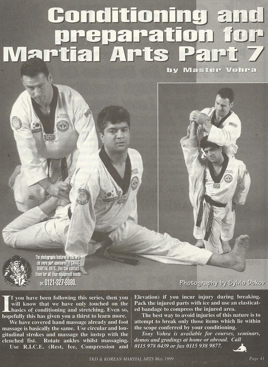 TKD & Korean Martial Arts - May 1999 - 3