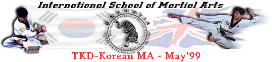 TKD-Korean MA - May'99